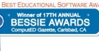 amBook has received the 2011 BESSIE Award from ComputED Gazette!